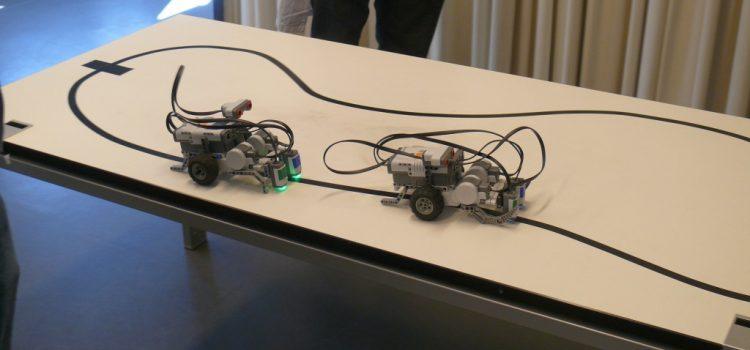 Robotikwettbewerb für SchülerInnen am phaenovum in Lörrach
