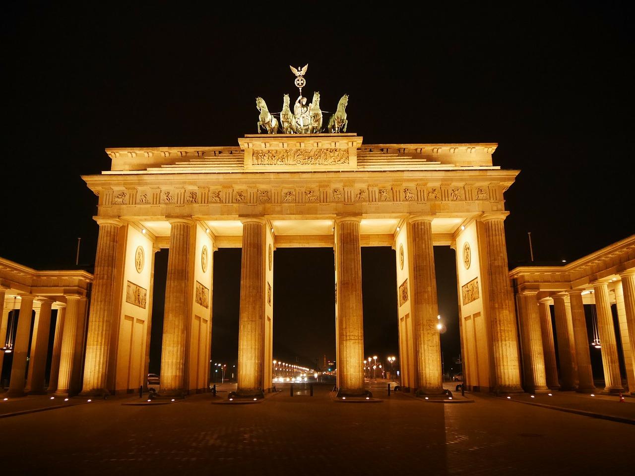 Studeinfahrt Berlin